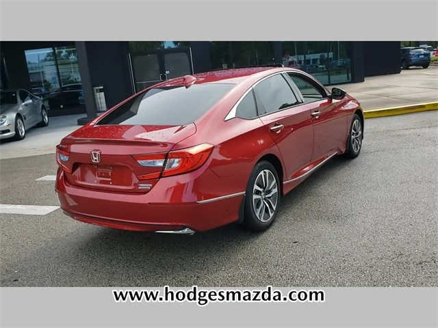 Pre-Owned 2018 Honda Accord Hybrid Touring
