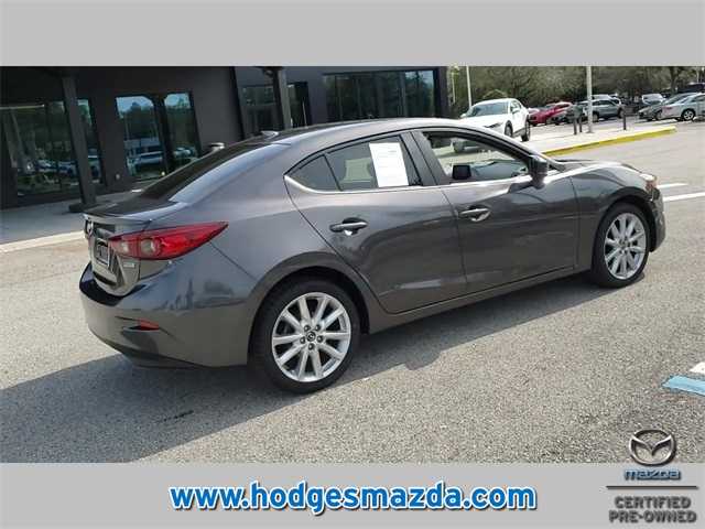 Pre-Owned 2017 Mazda3 Touring