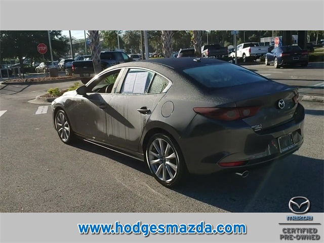 Certified Pre-Owned 2019 Mazda3 Preferred Base