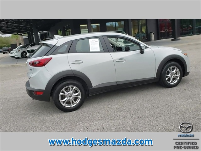 Certified Pre-Owned 2019 Mazda CX-3 Sport