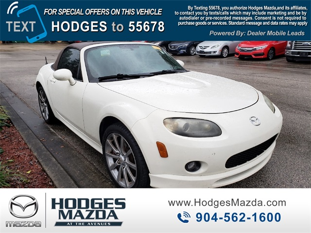 Pre-Owned 2006 Mazda Miata Grand Touring