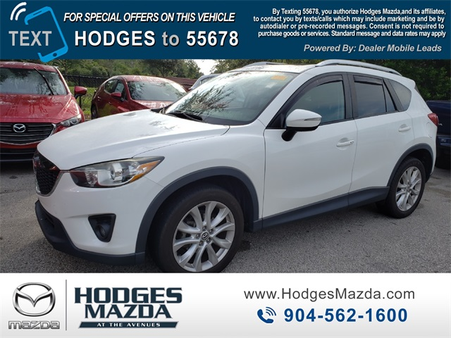 Pre Owned 2015 Mazda Cx 5 Grand Touring Fwd 4d Sport Utility