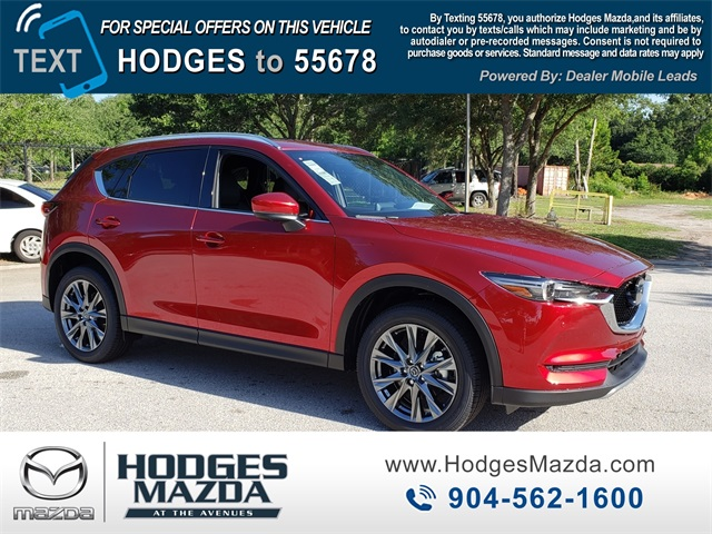 New 2019 Mazda CX-5 Signature AWD 4D Sport Utility
