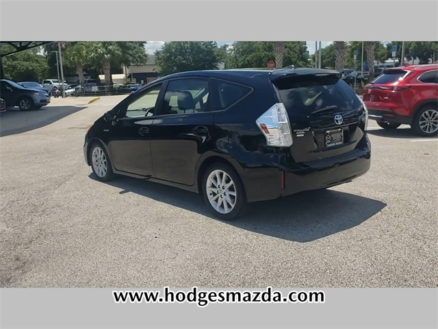 Pre-Owned 2012 Toyota Prius v Five