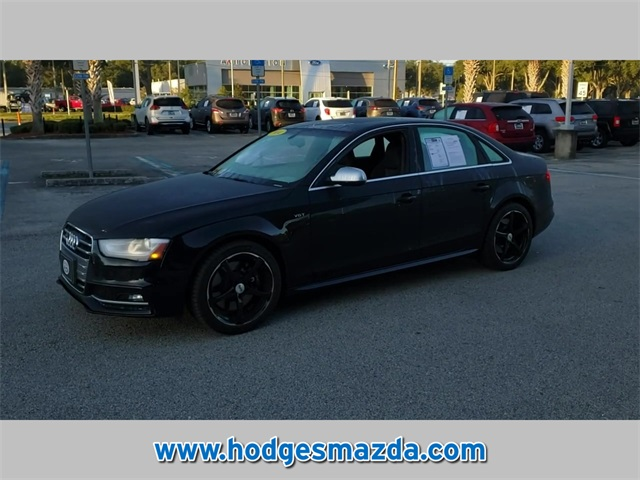 Pre-Owned 2014 Audi S4 3.0T Premium Plus