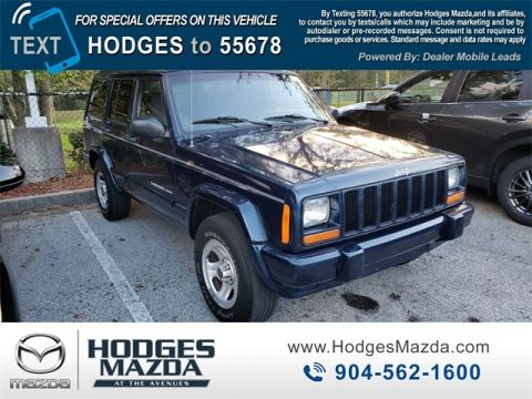 Pre-Owned 2000 Jeep Cherokee Sport