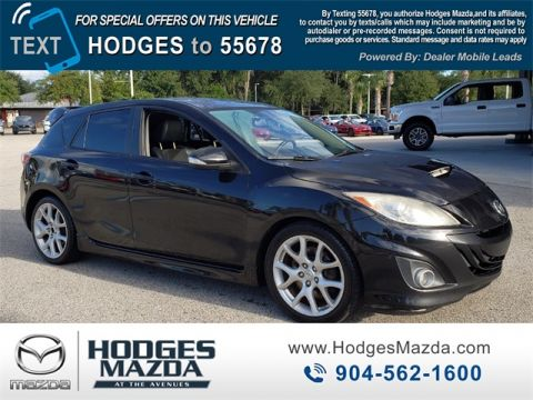 Pre-Owned 2012 Mazda3 MazdaSpeed3 Touring